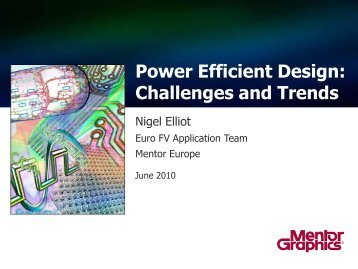 Power Efficient Design - Hardware Conference