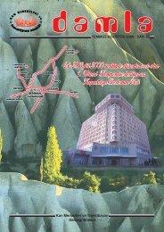 24-29 Eylül 2000 tarihinde düzenlenecek olan 1. Ulusal Kongremize ...
