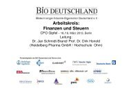 Heidelberg Pharma AG - BIO Deutschland