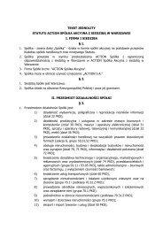 STATUTU ACTION S A 31_07_08