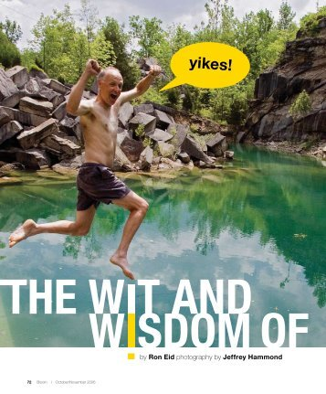 The Wit and Wisdom of Joel Pett