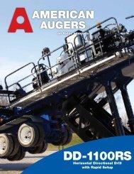 Operators Manual - American Augers, Inc.