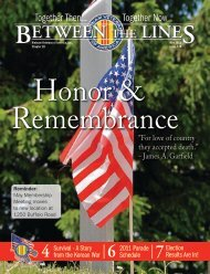 May 2011 - Vietnam Veterans of America - Chapter 20