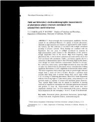 Field and laboratory electroantennographic measurements of ...