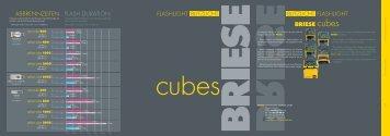 yellow Cube - Briese Lichttechnik