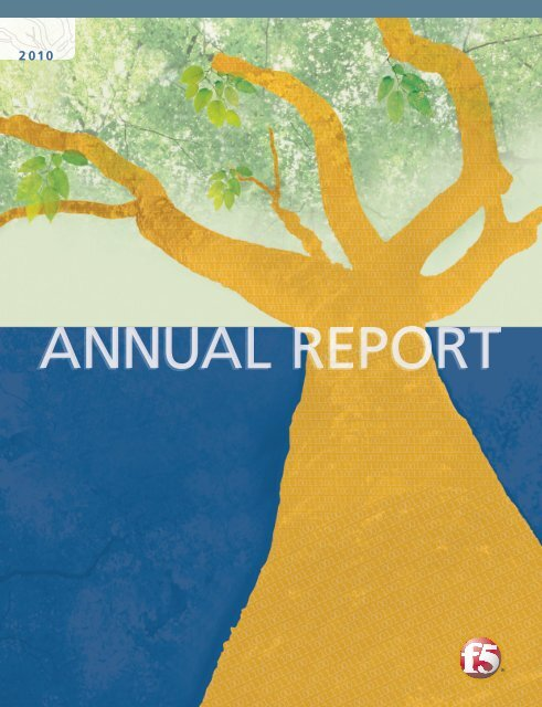 FY2010 Annual Report - F5 Networks