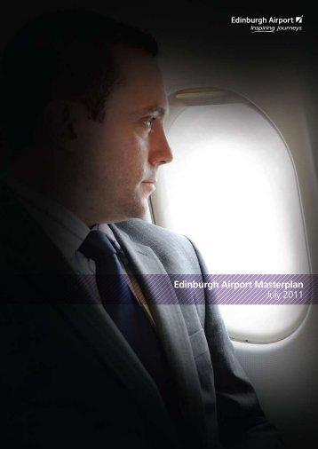 Edinburgh Airport Masterplan July 2011