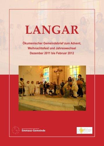 Ökum. Gemeindebrief (Nr.09, Dezember 2011 - Februar 2012)