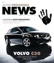 VOLVO C30 - Corporate publishing