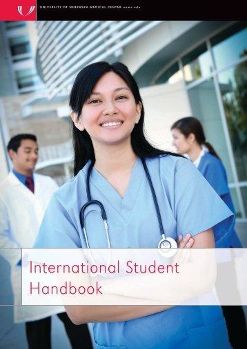 International Student Handbook - UNMC