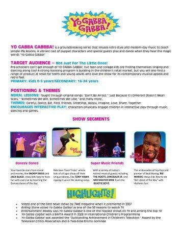 Download Information Sheet - Hershey Theatre