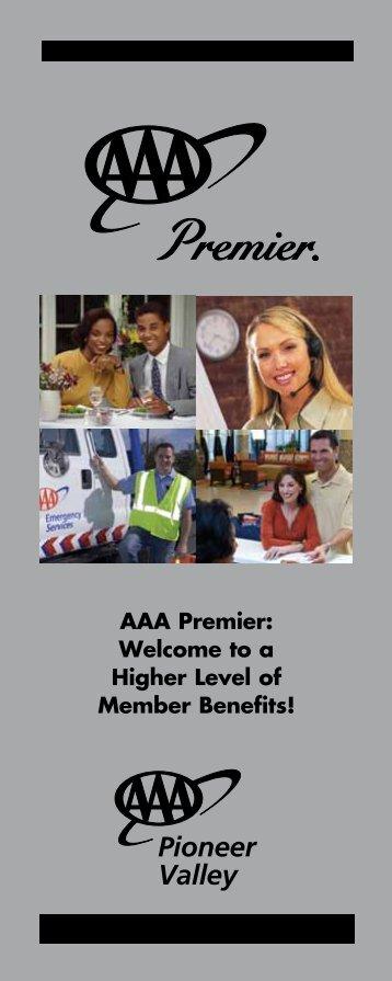 ERS Member Benefits - AAA Pioneer Valley