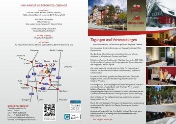 Jahreswechsel 2013/2014 - Berghotel Oberhof