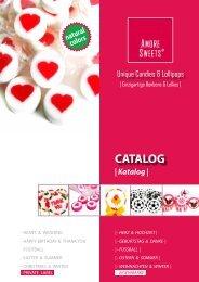 AMORE SWEETS - CATALOG: handmade Rock Sweets and Rock Lollipops - CONFECTIONERY - SÜßWAREN