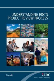 Understanding EDC's Project Review Process - Export Development ...
