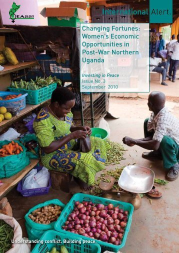Changing Fortunes: Women's Economic ... - Peace Women