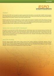 RSPO_factsheet_indo_May2012 01 - Roundtable on Sustainable ...