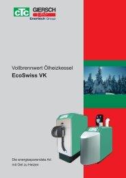 EcoSwiss VK - CTC Giersch AG