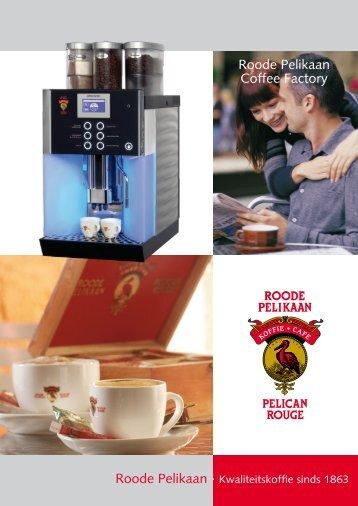 Roode Pelikaan Coffee Factory