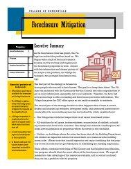 Foreclosure Mitigation Website.pub - Village of Romeoville