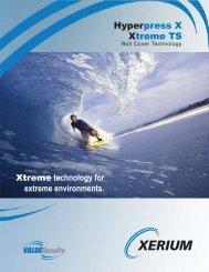 Xtreme TS - Xerium Technologies, Inc.