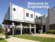 Welcome to Engineering - Faculty of Engineering