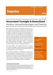 Government Foresight - Z_punkt
