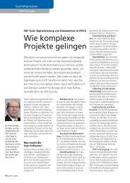 Digitalisierung von Dokumenten in PDF/A. Wie ... - PDF Tools AG