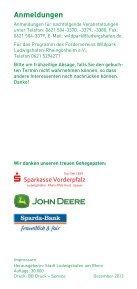 Wildpark Aktionsprogramm 2014 - Ludwigshafen - Seite 2