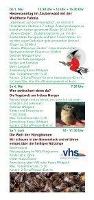 Wildpark Aktionsprogramm 2014 - Ludwigshafen - Seite 6