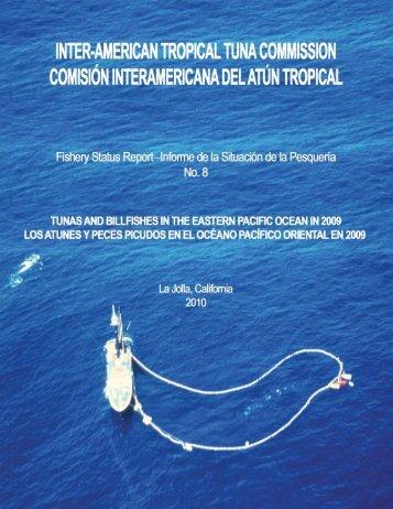 IATTC Fishery Status Report 8 - Comisión Interamericana del Atún ...