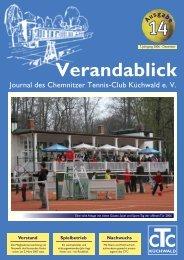 Verandablick - CTC Küchwald e.V.