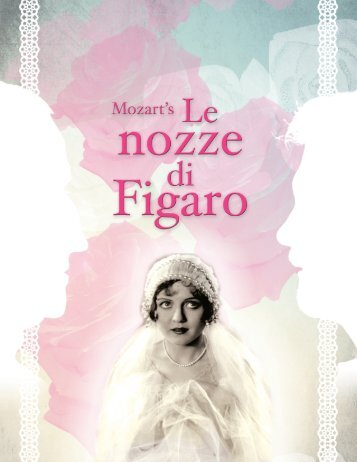 Le nozze di Figaro - California State University, Long Beach