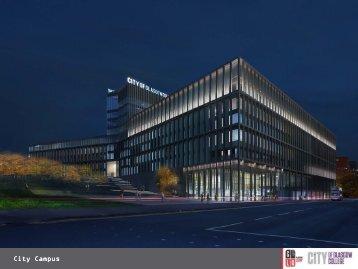 City Campus - City of Glasgow College