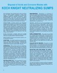 KNIGHT-WARE NEUTRALIZING SUMPS - Reed Construction Data - Page 2