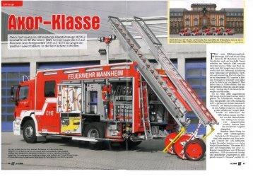 Feuerwehr 11/2008 - Lentner