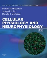 Cellular Physiology and Neurophysiology - MedEd Connect