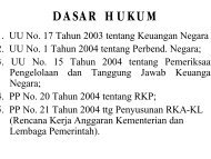 Penyusunan RKA-KL dan DIPA - Kumoro.staff.ugm.ac.id