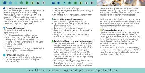 Forstoppelse_A7:Forstoppelse_ny design - Apotek 1