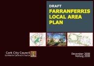 Draft Farranferris Local Area Plan - Cork City Council