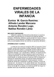 80 enfermedades virales infancia - Antonio Rondón Lugo