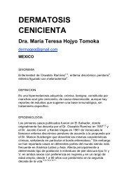 94 DERMATOSIS CENICIENTA - Antonio Rondón Lugo