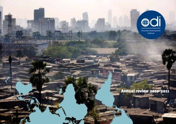 ODI Annual review and accounts 2010-2011 - Overseas ...