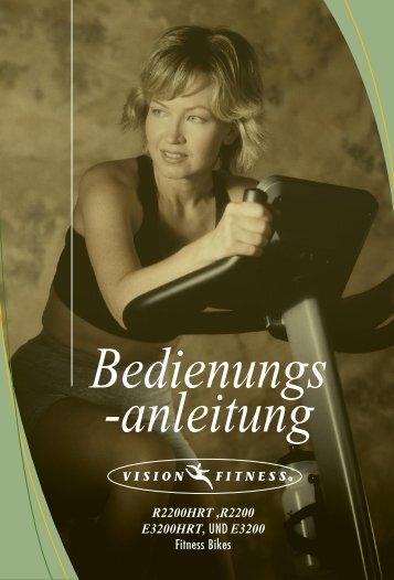 Bedienungs -anleitung - Sport-Thieme