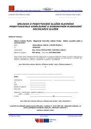 MHMP komunitní plánování čístopis 29 10 2009 - Fondy EU v Praze