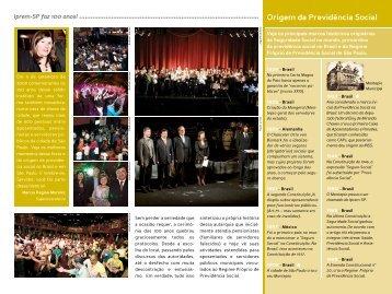 Folder especial 2009 - Prefeitura de São Paulo