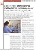 Chimie pour les énergies alternatives - CEA - Page 3