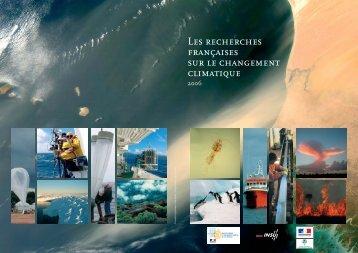 Les recherches françaises sur le changement climatique