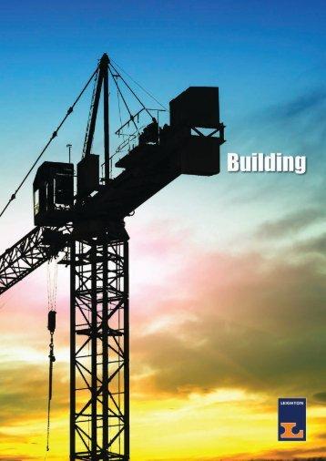 Leighton Asia Building Capability Brochure 2012