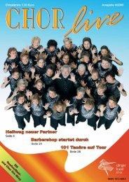 Heute: Das Gesangsinstrument (Teil 2) - ChorVerband NRW eV